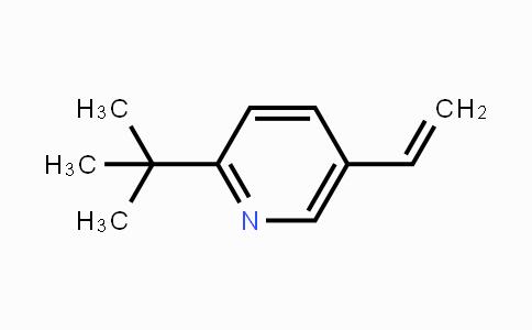 910487-14-8 | 2-tert-butyl-5-vinylpyridine