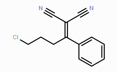 66249-79-4 | 2-(4-chloro-1-phenylbutylidene)malononitrile