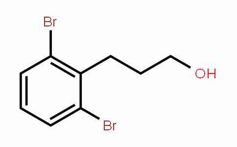 957212-27-0   3-(2,6-dibromophenyl)propan-1-ol