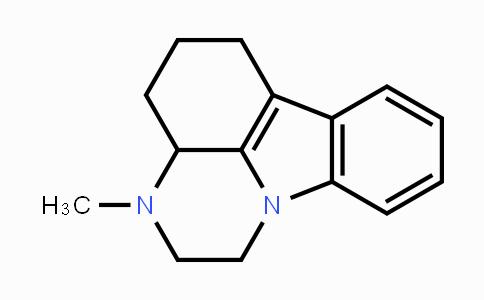 DY447428 | 28742-57-6 | 3-methyl-2,3,3a,4,5,6-hexahydro-1H-pyrazino[3,2,1-jk]carbazole