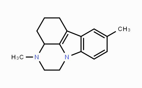 DY447430 | 27853-12-9 | 3,8-dimethyl-2,3,3a,4,5,6-hexahydro-1H-pyrazino[3,2,1-jk]carbazole