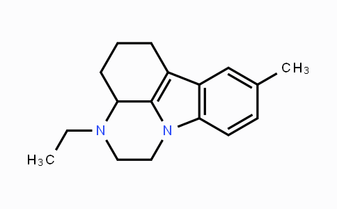 DY447431 | 27853-13-0 | 3-ethyl-8-methyl-2,3,3a,4,5,6-hexahydro-1H-pyrazino[3,2,1-jk]carbazole