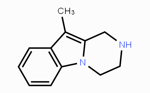 126718-24-9 | 10-methyl-1,2,3,4-tetrahydropyrazino[1,2-a]indole