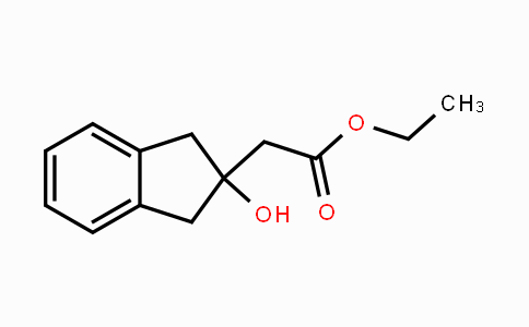 57932-04-4 | ethyl 2-(2-hydroxy-2,3-dihydro-1H-inden-2-yl)acetate