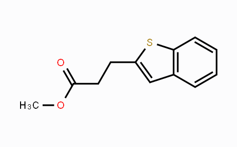 MC447457 | 65942-76-9 | methyl 3-(benzo[b]thiophen-2-yl)propanoate
