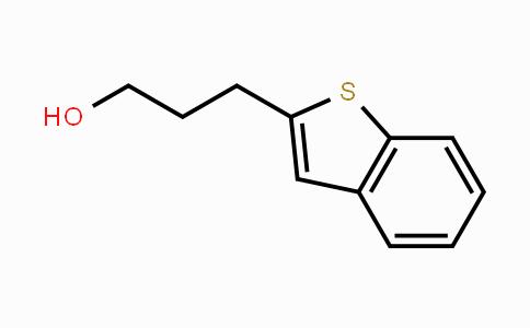 31909-05-4 | 3-(benzo[b]thiophen-2-yl)propan-1-ol