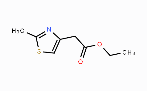 37128-24-8 | ethyl 2-(2-methylthiazol-4-yl)acetate