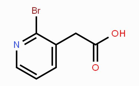 1227578-15-5 | 2-(2-bromopyridin-3-yl)acetic acid