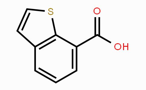 10134-98-2 | benzo[b]thiophene-7-carboxylic acid