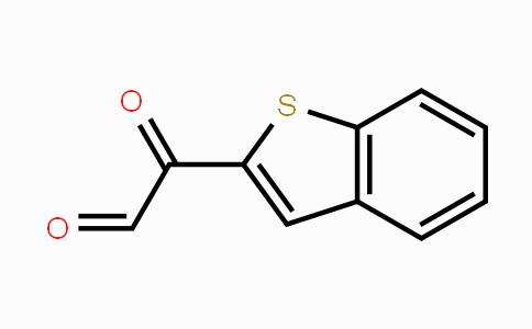 109991-17-5 | 2-(benzo[b]thiophen-2-yl)-2-oxoacetaldehyde