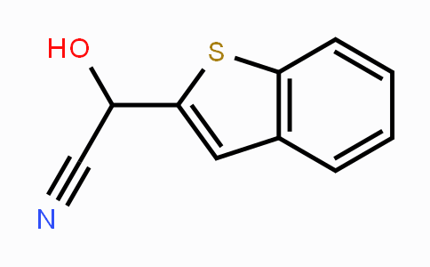1207550-31-9 | 2-(benzo[b]thiophen-2-yl)-2-hydroxyacetonitrile