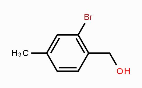 824-53-3   (2-bromo-4-methylphenyl)methanol