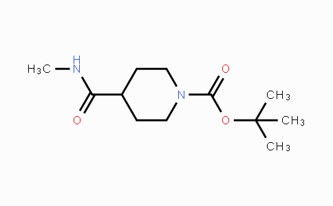 MC447503 | 544696-01-7 | tert-butyl 4-(methylcarbamoyl)piperidine-1-carboxylate