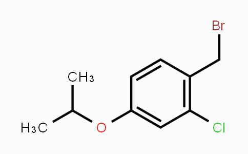 1254062-71-9   1-(bromomethyl)-2-chloro-4-isopropoxybenzene