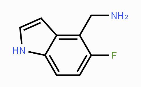 1425932-32-6 | (5-fluoro-1H-indol-4-yl)methanamine