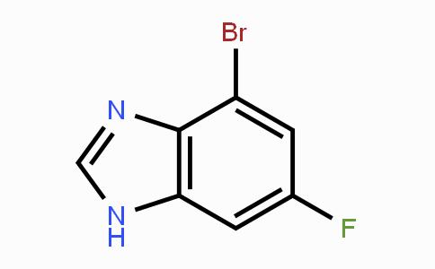 1245642-98-1 | 4-bromo-6-fluoro-1H-benzo[d]imidazole