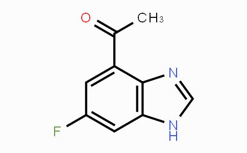 1425932-56-4   1-(6-fluoro-1H-benzo[d]imidazol-4-yl)ethanone
