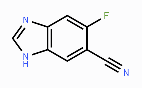 1360953-44-1 | 6-fluoro-3H-benzo[d]imidazole-5-carbonitrile
