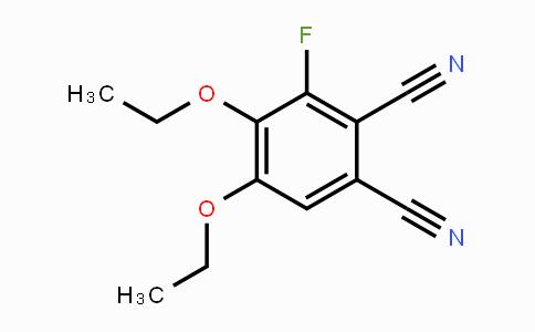 474554-45-5 | 4,5-diethoxy-3-fluorophthalonitrile