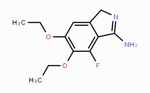 MC447548 | 474554-46-6 | 5,6-diethoxy-7-fluoro-3H-isoindol-1-amine