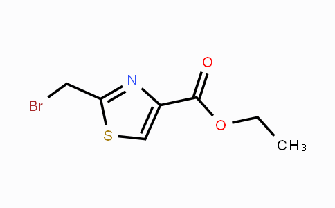 78502-71-3 | ethyl 2-(bromomethyl)thiazole-4-carboxylate