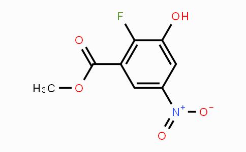 MC447586 | 1394977-92-4 | methyl 2-fluoro-3-hydroxy-5-nitrobenzoate