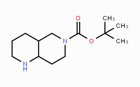 616875-90-2   tert-butyl octahydro-1,6-naphthyridine-6(7H)-carboxylate