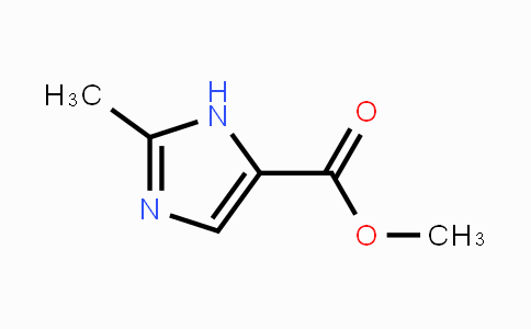 DY447625 | 97602-72-7 | methyl 2-methyl-1H-imidazole-5-carboxylate
