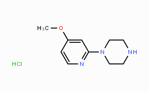 MC447727 | 444666-41-5 | 1-(4-methoxypyridin-2-yl)piperazine hydrochloride