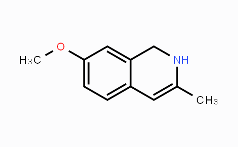 DY447734 | 1393451-05-2 | 7-methoxy-3-methyl-1,2-dihydroisoquinoline