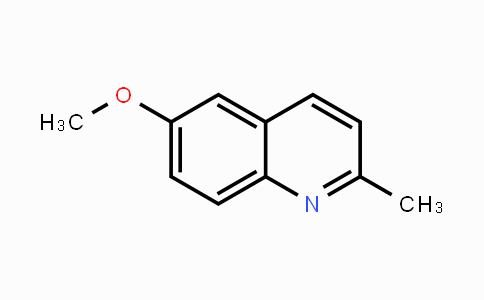 DY447735 | 1078-28-0 | 6-methoxy-2-methylquinoline