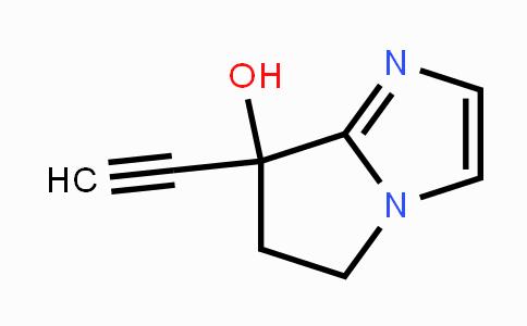 DY447738 | 1394119-71-1 | 7-ethynyl-6,7-dihydro-5H-pyrrolo[1,2-a]imidazol-7-ol