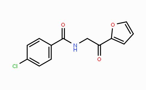MC447748 | 88352-87-8 | N-(4-chlorobenzoyl)-(furan-2-ylcarbonyl)methylamine