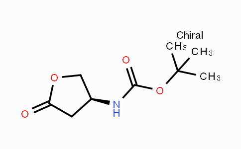 DY447770 | 104227-71-6 | (S)-tert-butyl 5-oxo-tetrahydrofuran-3-ylcarbamate
