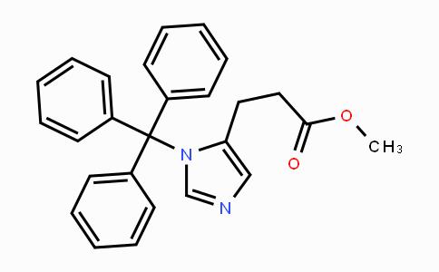 MC447787 | 186096-16-2 | methyl 3-(1-trityl-1H-imidazol-5-yl)propanoate