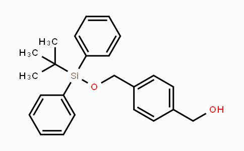 DY447800 | 146952-73-0 | (4-((tert-butyldiphenylsilyloxy)methyl)phenyl)methanol