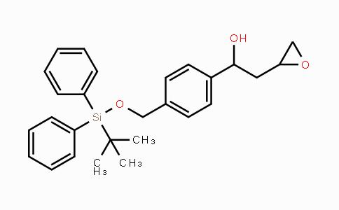 DY447802 | 1226792-03-5 | 1-(4-((tert-butyldiphenylsilyloxy)methyl)phenyl)-2-(oxiran-2-yl)ethanol