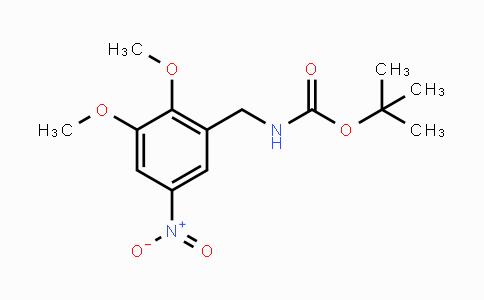 MC447804 | 1187660-28-1 | tert-butyl 2,3-dimethoxy-5-nitrobenzylcarbamate
