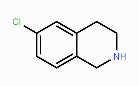 33537-99-4 | 6-chloro-1,2,3,4-tetrahydroisoquinoline