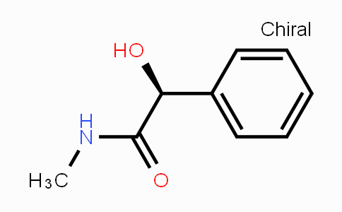 CAS No. 65645-88-7, (S)-2-hydroxy-N-methyl-2-phenylacetamide