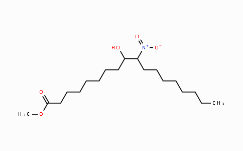 MC447865 | 891488-65-6 | methyl 9-hydroxy-10-nitrooctadecanoate