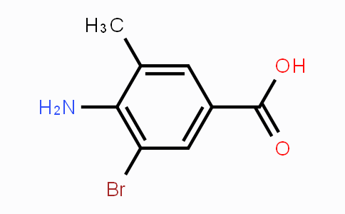 860787-42-4 | 4-Amino-3-bromo-5-methylbenzoic acid