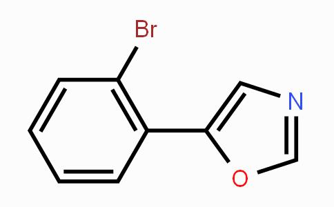 328270-70-8 | 5-(2-Bromophenyl)-1,3-oxazole