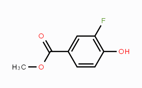 403-01-0 | Methyl 3-fluoro-4-hydroxybenzoate