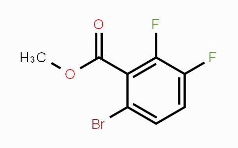 364727-87-7 | 6-Bromo-2,3-difluorobenzoic acid methyl ester