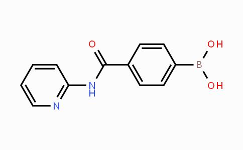 850568-25-1 | 4-(Pyridin-2-yl)aminocarbonylphenylboronic acid