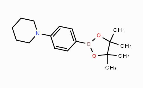 852227-96-4 | 1-[4-(4,4,5,5-Tetramethyl-1,3,2-dioxaborolan-2-yl)phenyl]piperidine