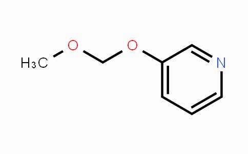 81245-25-2 | 3-(Methoxymethoxy)pyridine