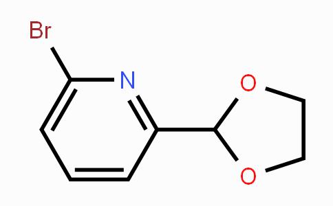 MC447977 | 34199-87-6 | 6-Bromo-2-(1,3-dioxolan-2-yl)pyridine