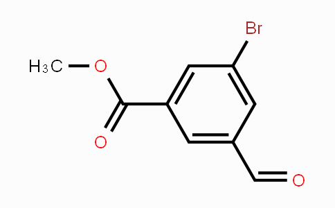 377734-27-5 | Methyl 3-bromo-5-formylbenzoate